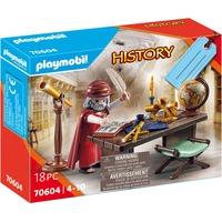 History 70604 legetøjsfigursæt til børn, Bygge legetøj
