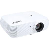 business p5530 dataprojekter vægmonteret projektør 4000 ansi lumens dlp 1080p (1920x1080) 3d hvid, dlp-projektor