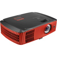 z650 dataprojekter loftmonteret projektør 2200 ansi lumens dlp 1080p (1920x1080) sort, rød, dlp-projektor