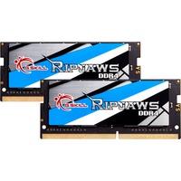 Ripjaws F4-2666C19D-32GRS hukommelsesmodul 32 GB 2 x 16 GB DDR4 2666 Mhz