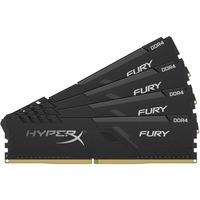 FURY HX426C16FB3K4/128 hukommelsesmodul 128 GB 4 x 32 GB DDR4 2666 Mhz