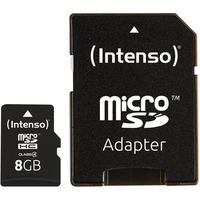 3403460 hukommelseskort 8 GB SDHC Klasse 4