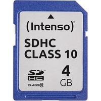 4GB SDHC hukommelseskort Klasse 10