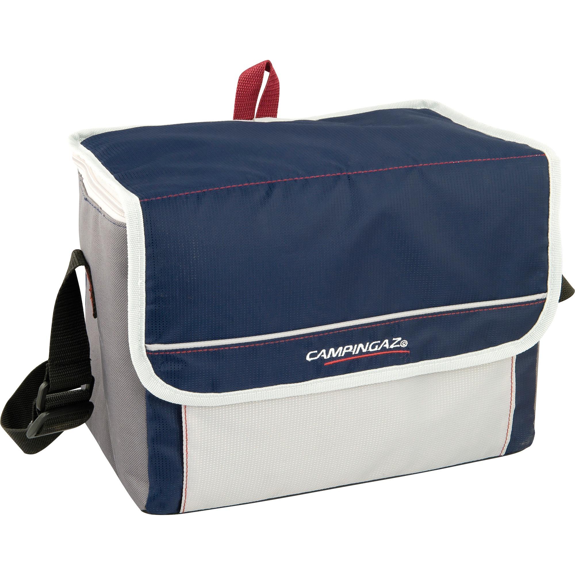 Fold`N Cool 10L Blå, Grå køleboks, Cooler bag
