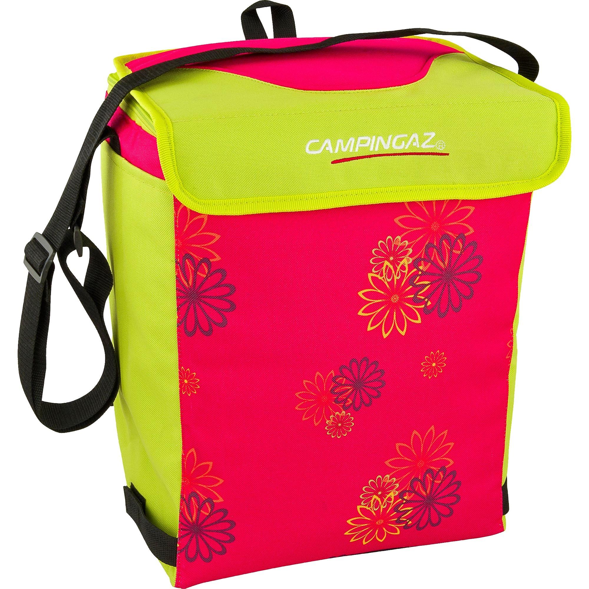 MiniMaxi 19 L Pink Daisy, Cooler bag