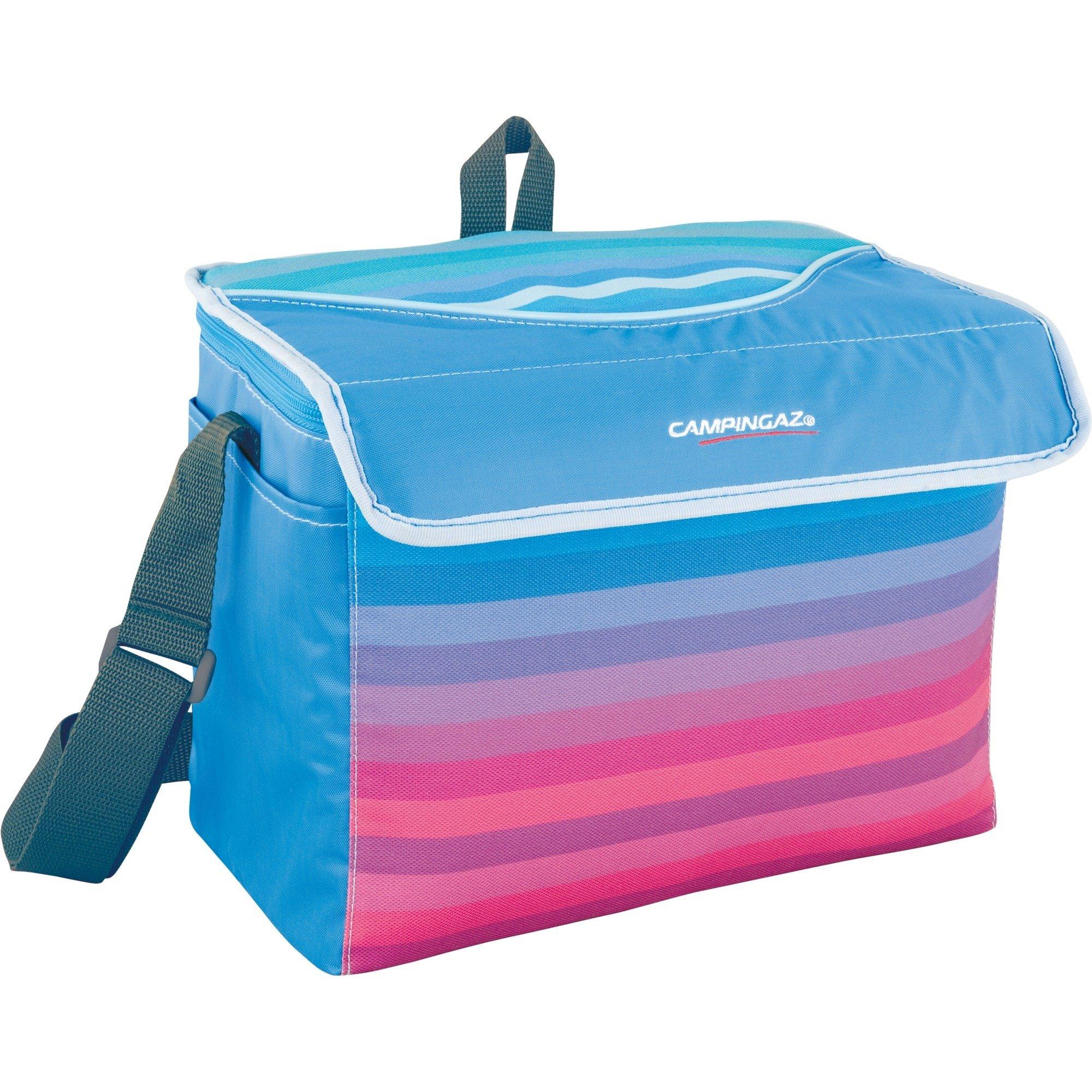 MiniMaxi 4L Blå, Lyserød køleboks, Cooler bag