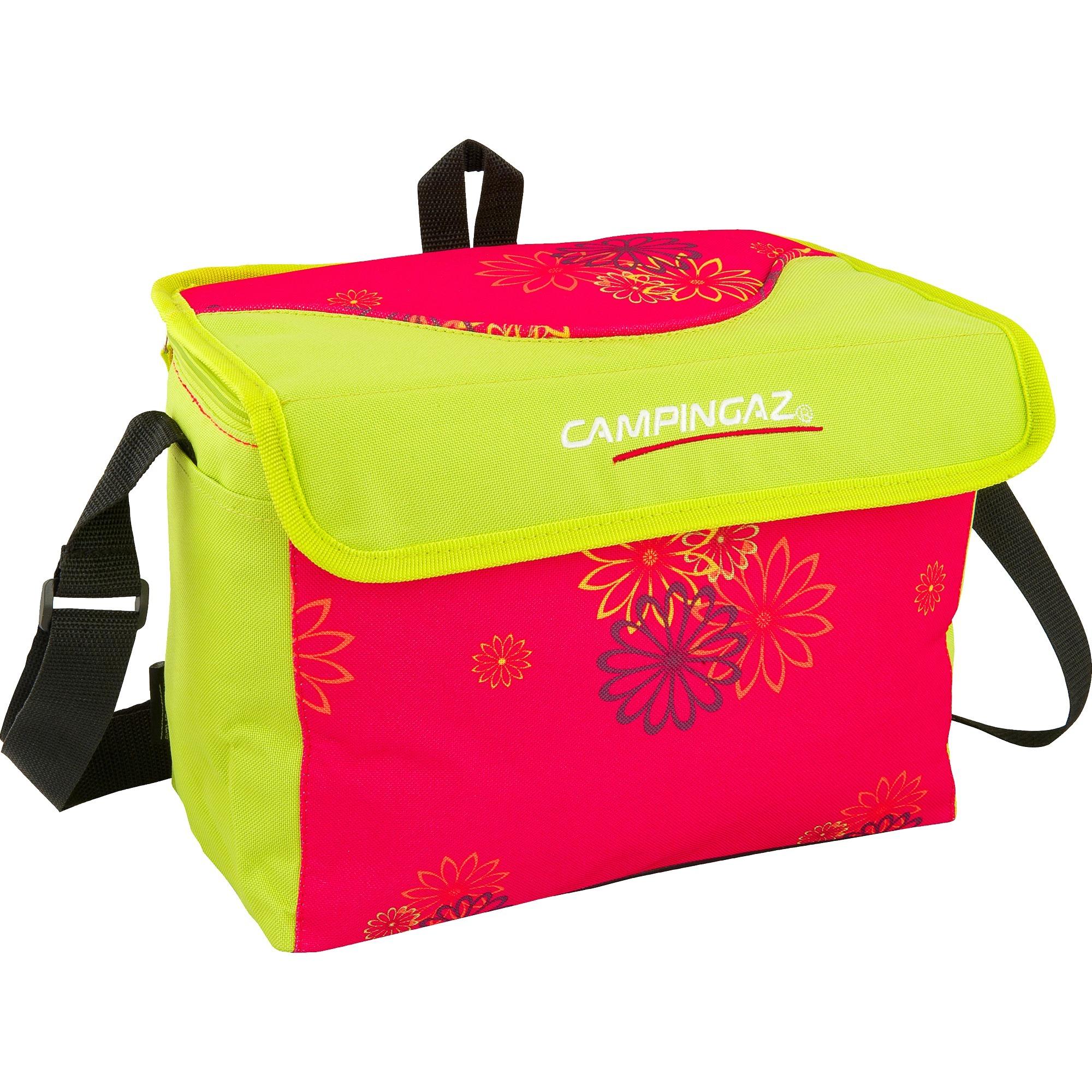 MiniMaxi 9 L Pink Daisy, Cooler bag
