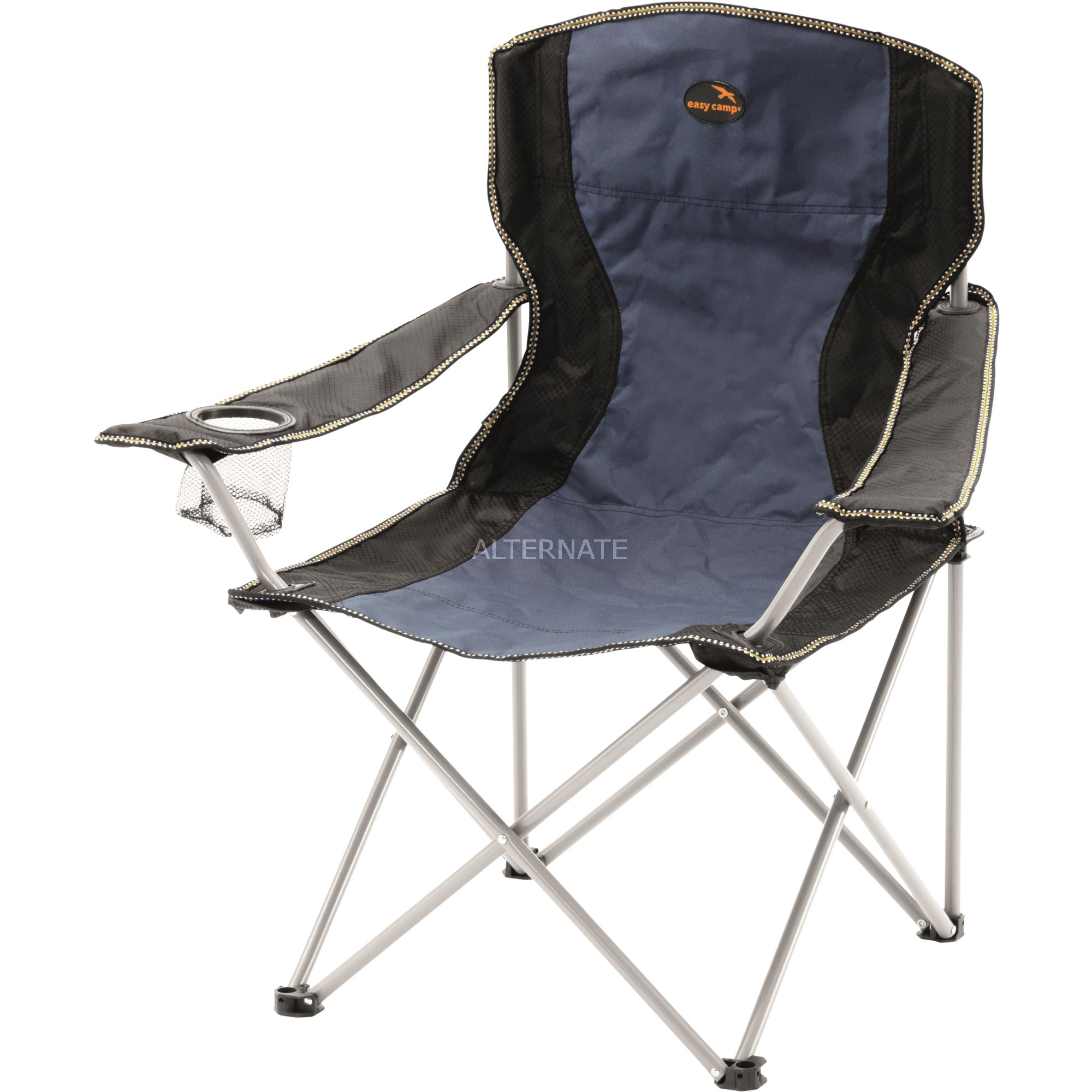 480022 Camping chair 4leg(s) Blå campingstol