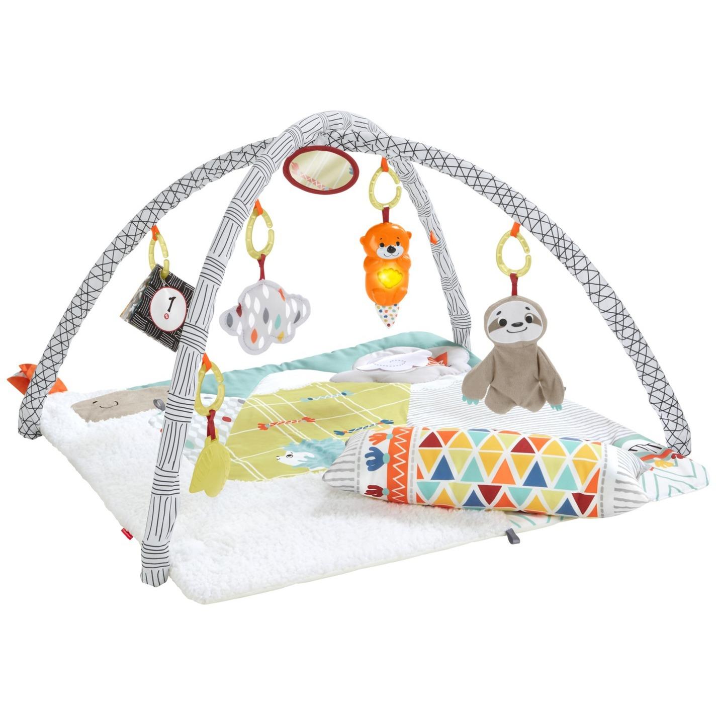 Afholte Fisher-Price GKD45 legetøj til læring, legetæppe Flerfarvet, Barn KO-74