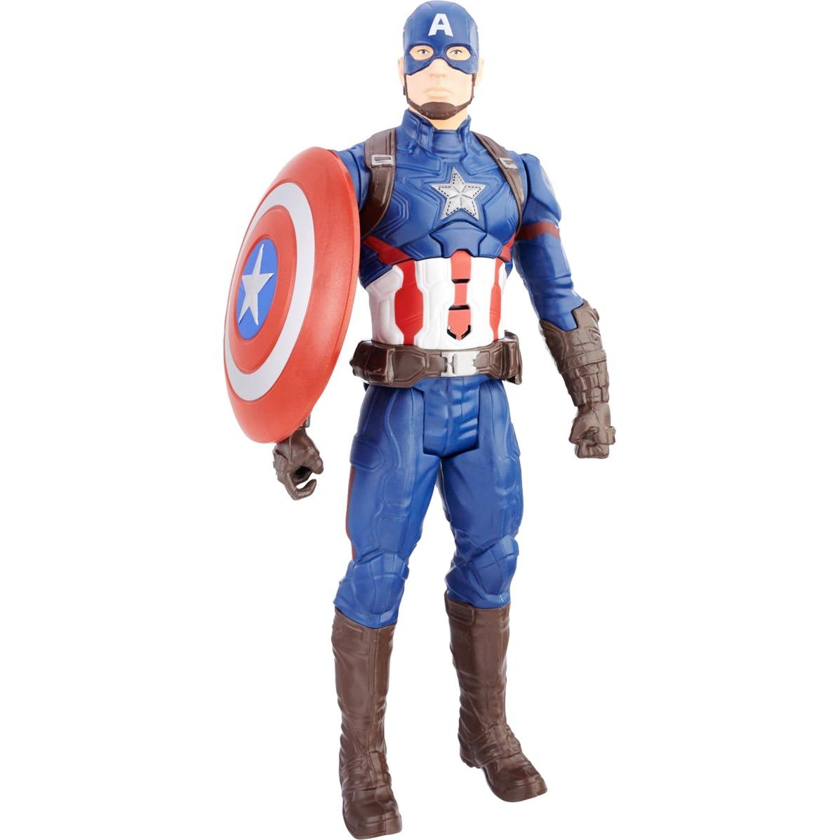 marvel-avengers-12-inch-electronic-captain-america-1pcs-blaa-rod-hvid-dreng-spil-figur
