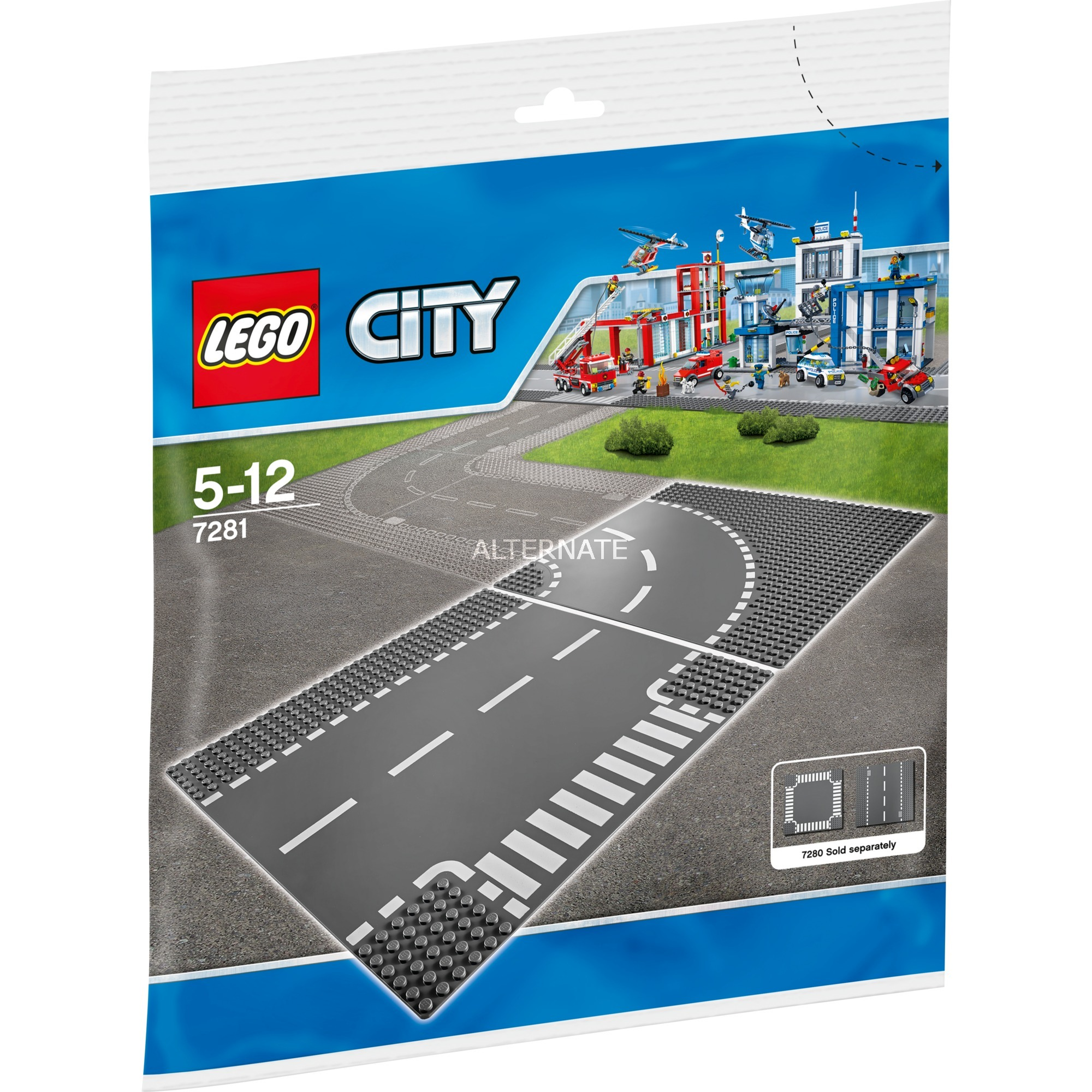 city-t-junction-curved-road-plates-bygge-legetoj