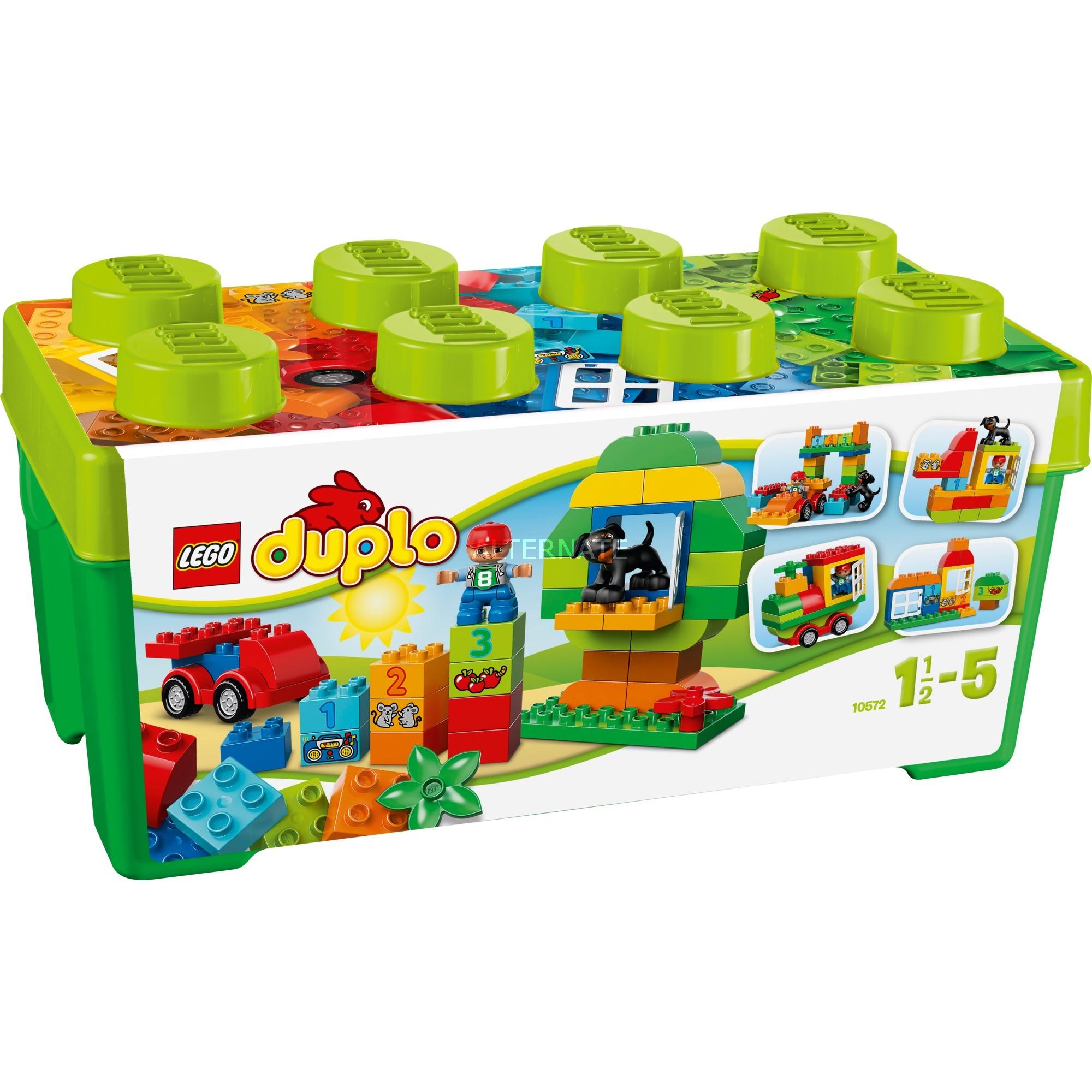 Lego Duplo 10572 Flerfarvet Til Drenge Og Piger Bygge Legetøj