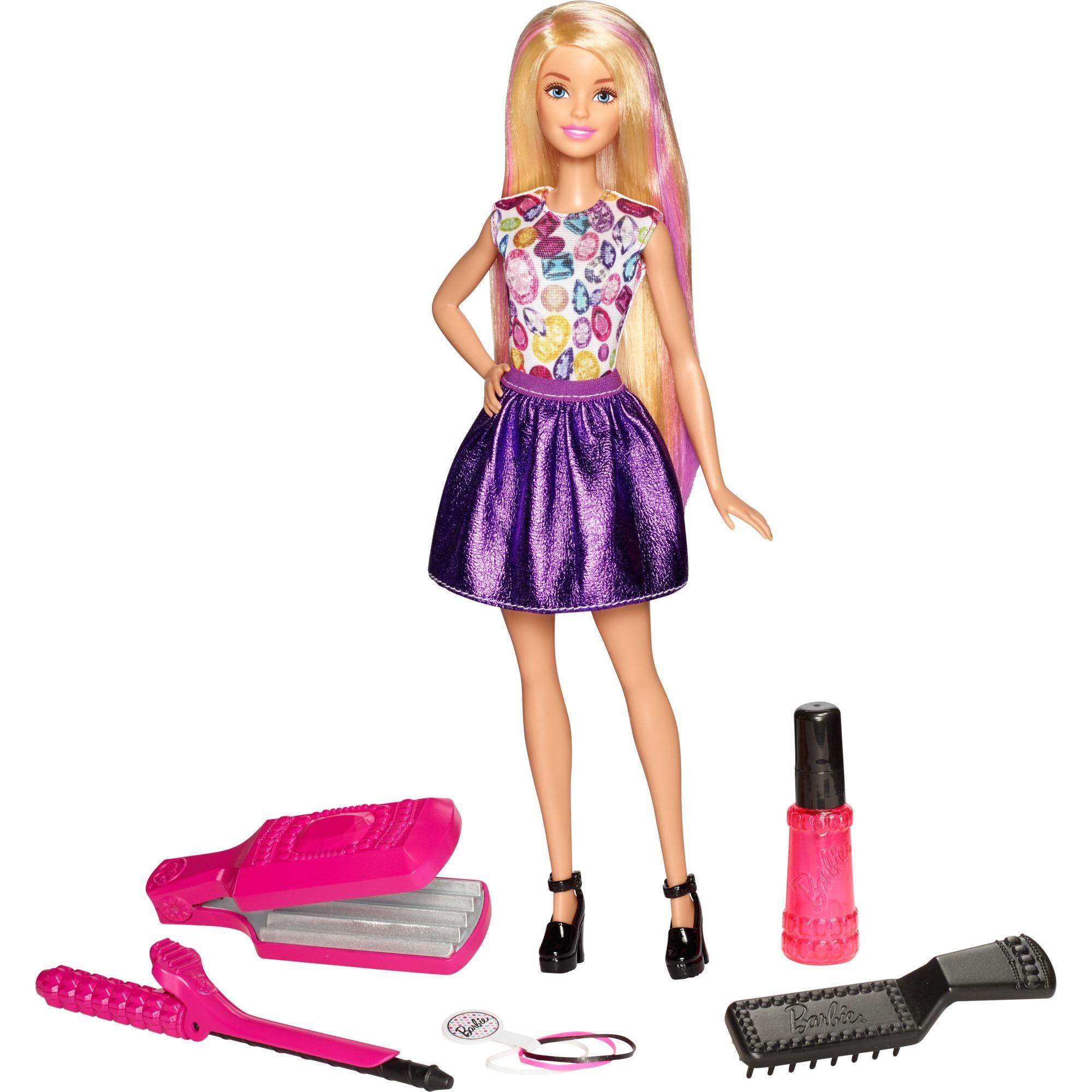 barbie-med-tilbehor-til-haaret-dukke
