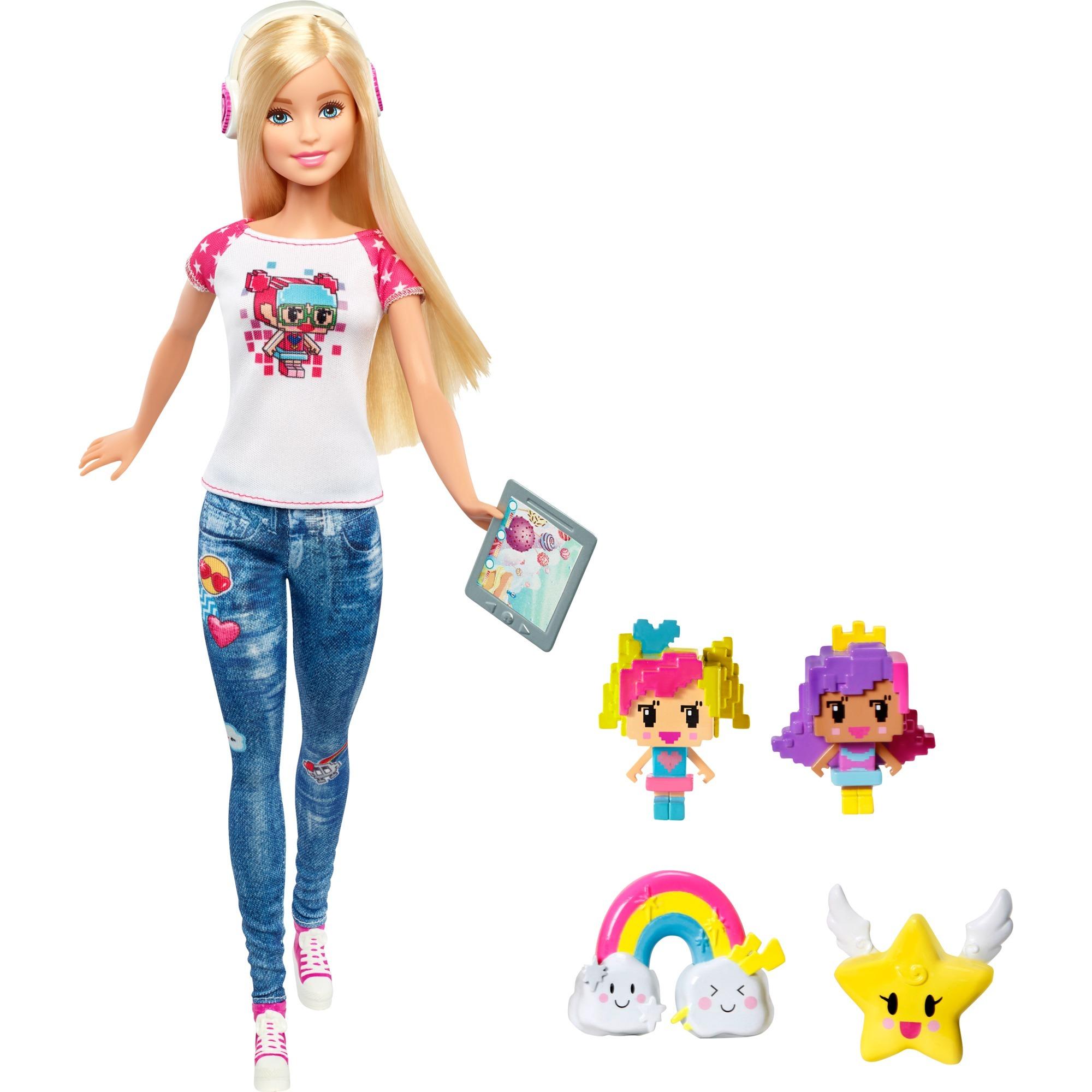 barbie-videospil-heltinde-dukke
