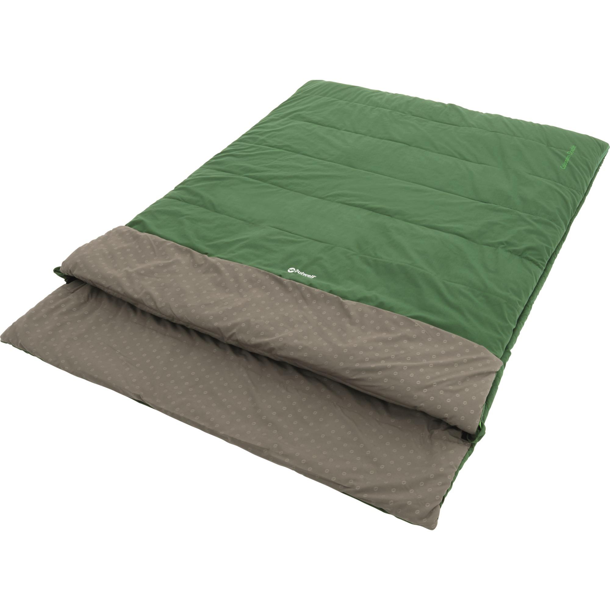 colosseum-double-rectangular-sleeping-bag-bomuld-polyester-gron