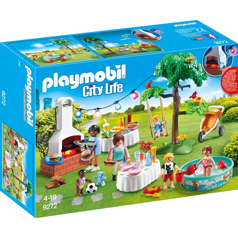 Tidssvarende PLAYMOBIL City Life 9272 legetøjsfigursæt til børn, Bygge legetøj AB-15