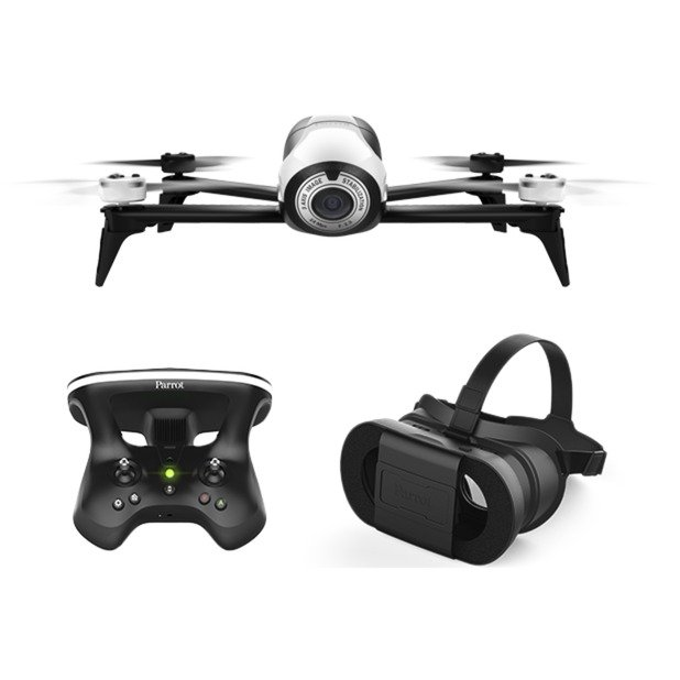 Parrot Bebop2 + Skycontroller2 + FPV wh PF726203AA, Drone