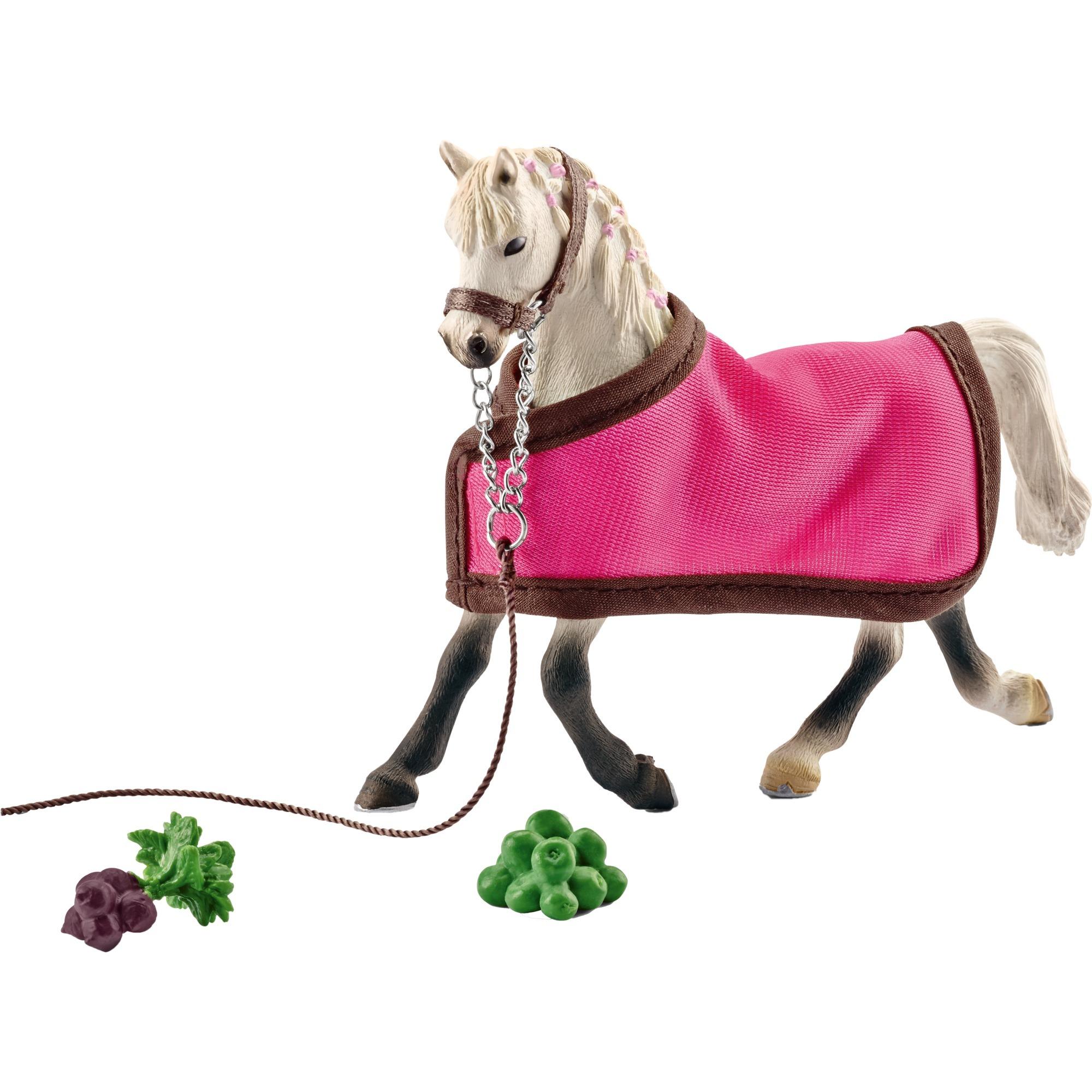 arab-mare-with-blanket-spil-figur