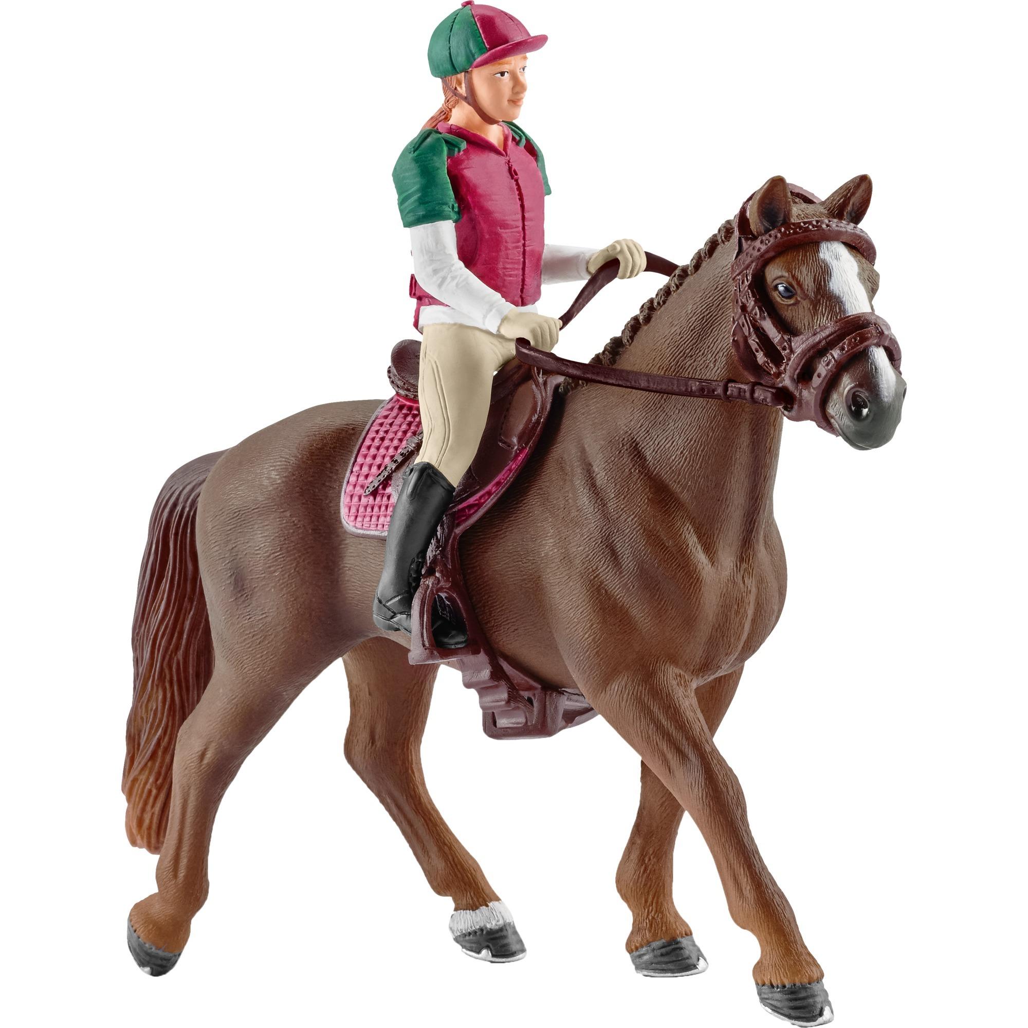 eventing-rider-spil-figur