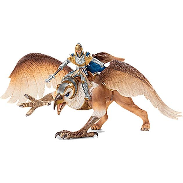 griffin-rider-spil-figur