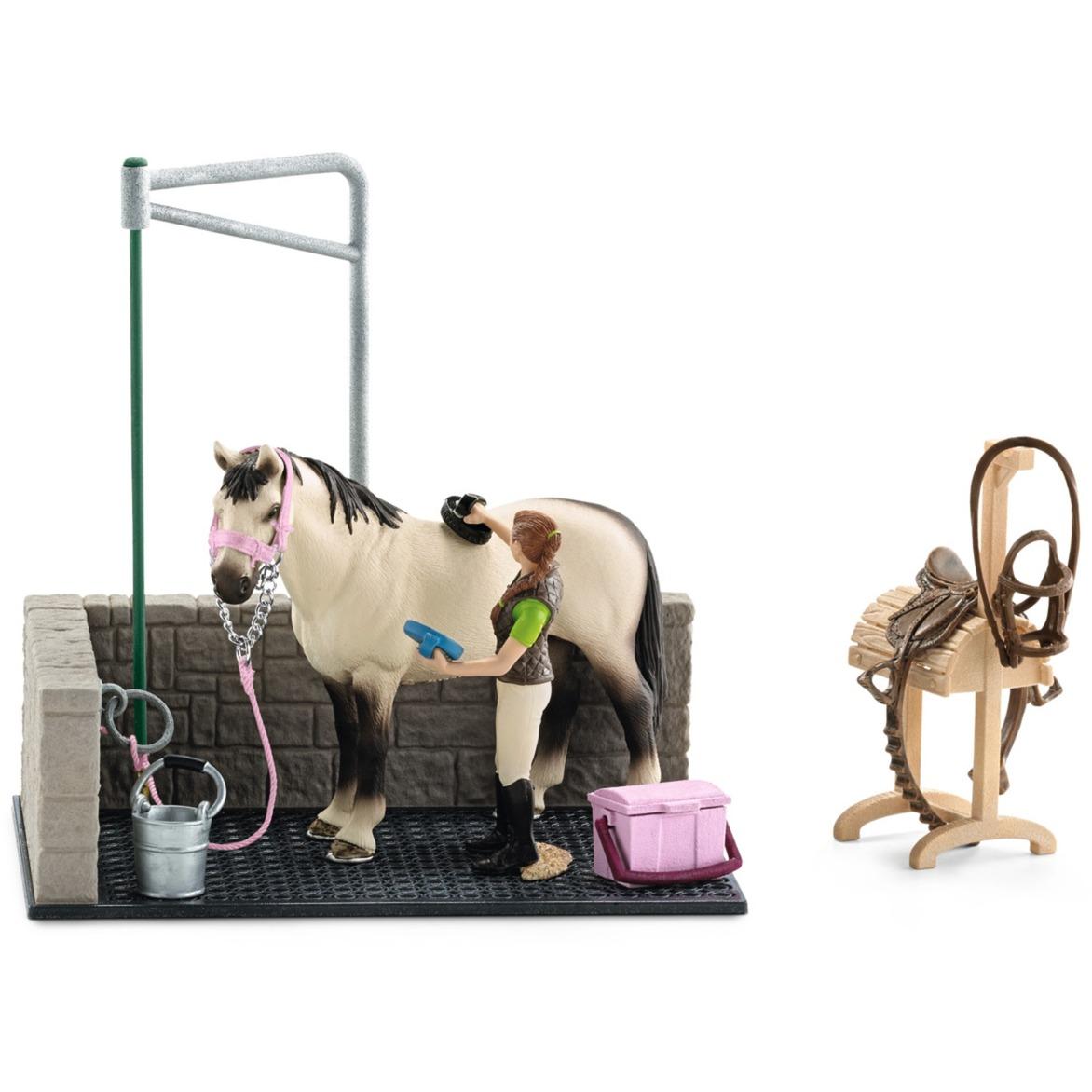 horse-wash-area-spil-figur