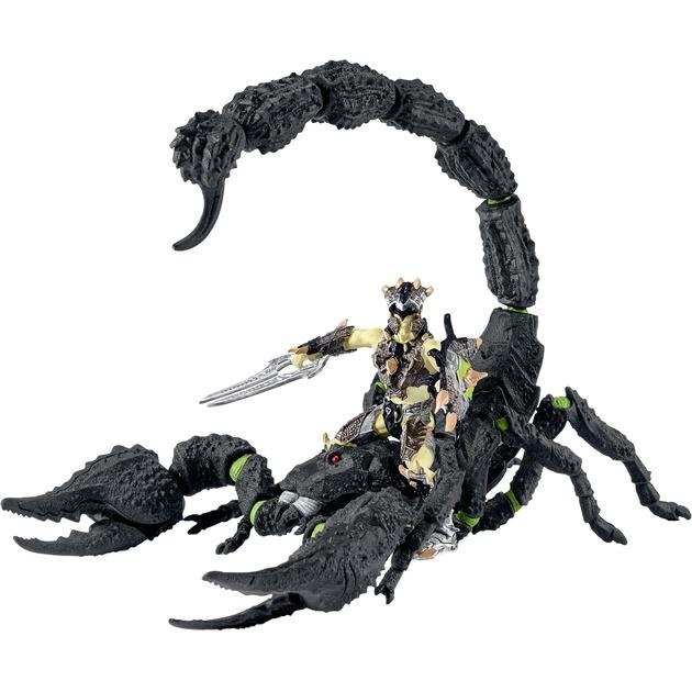 scorpion-rider-spil-figur