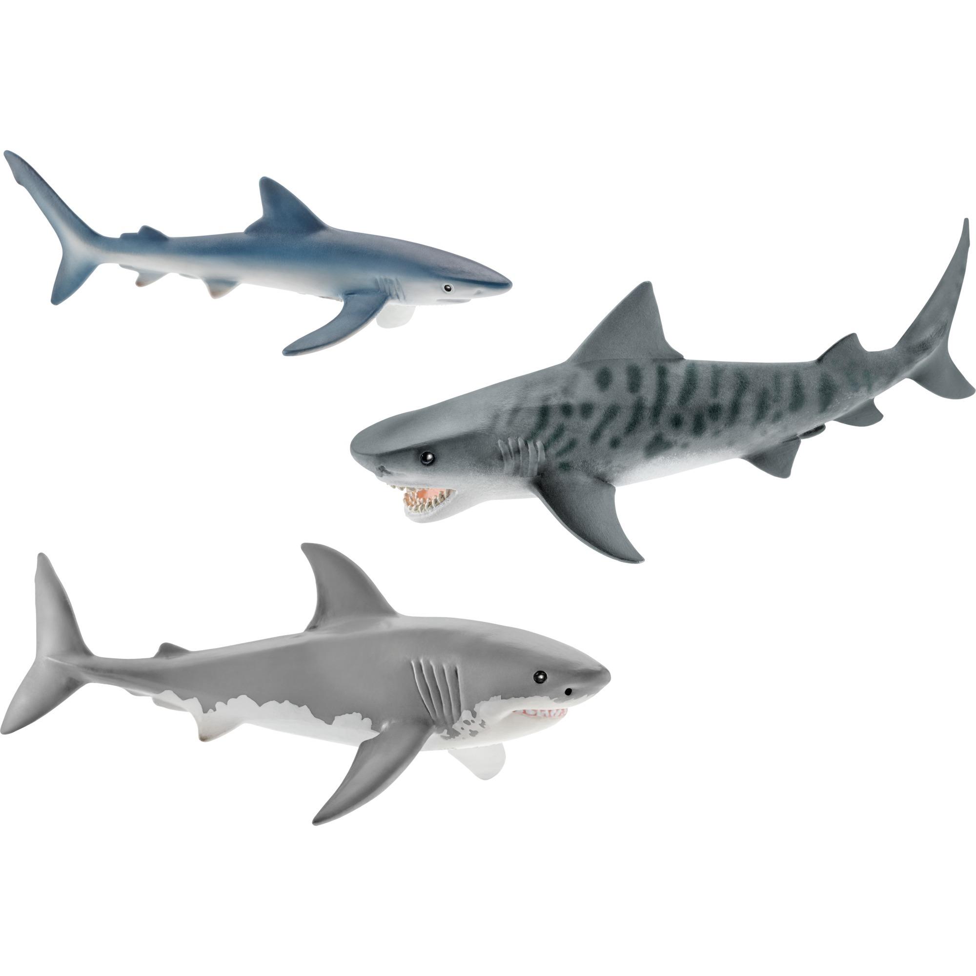 shark-set-spil-figur