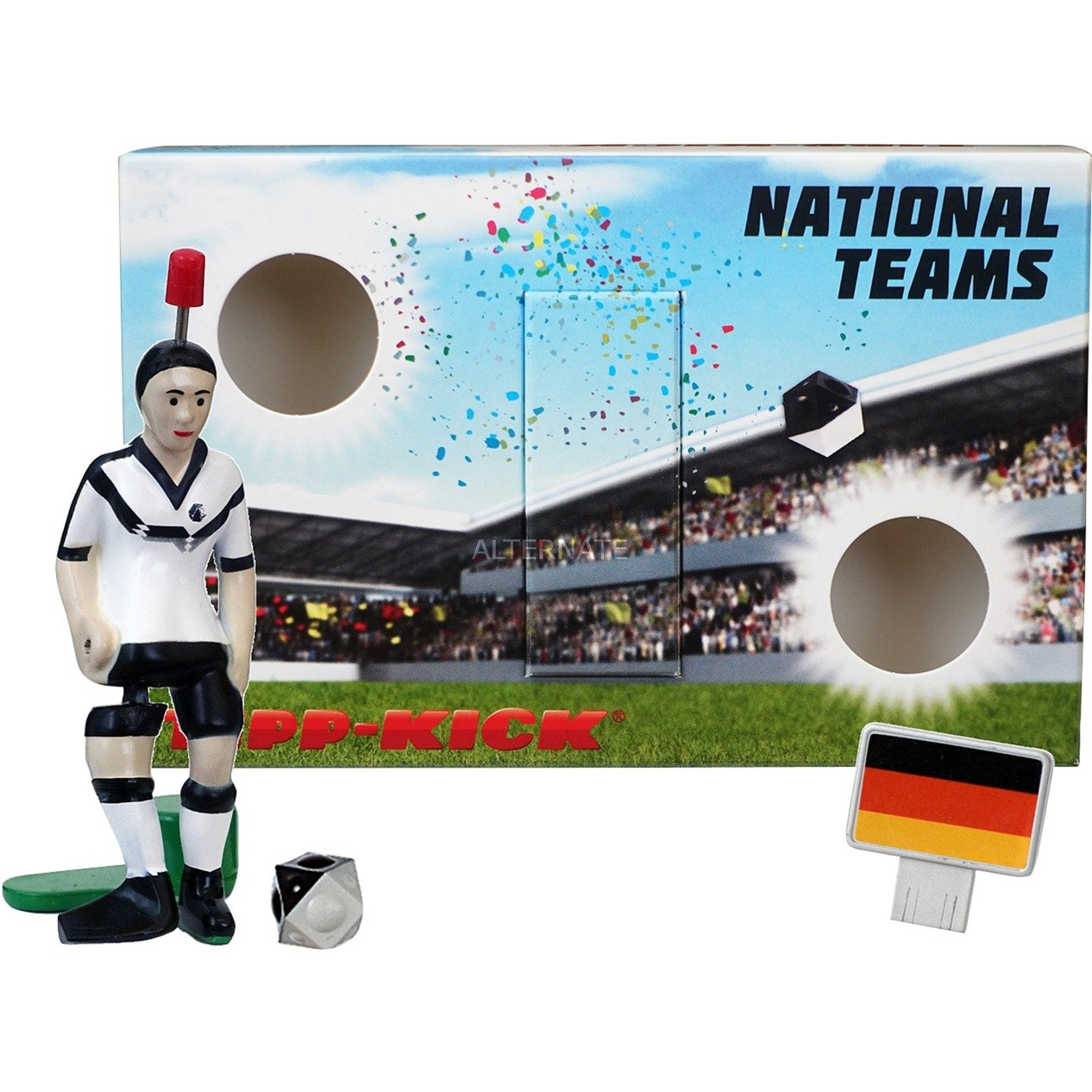 star-kicker-in-torwandbox-spil-figur