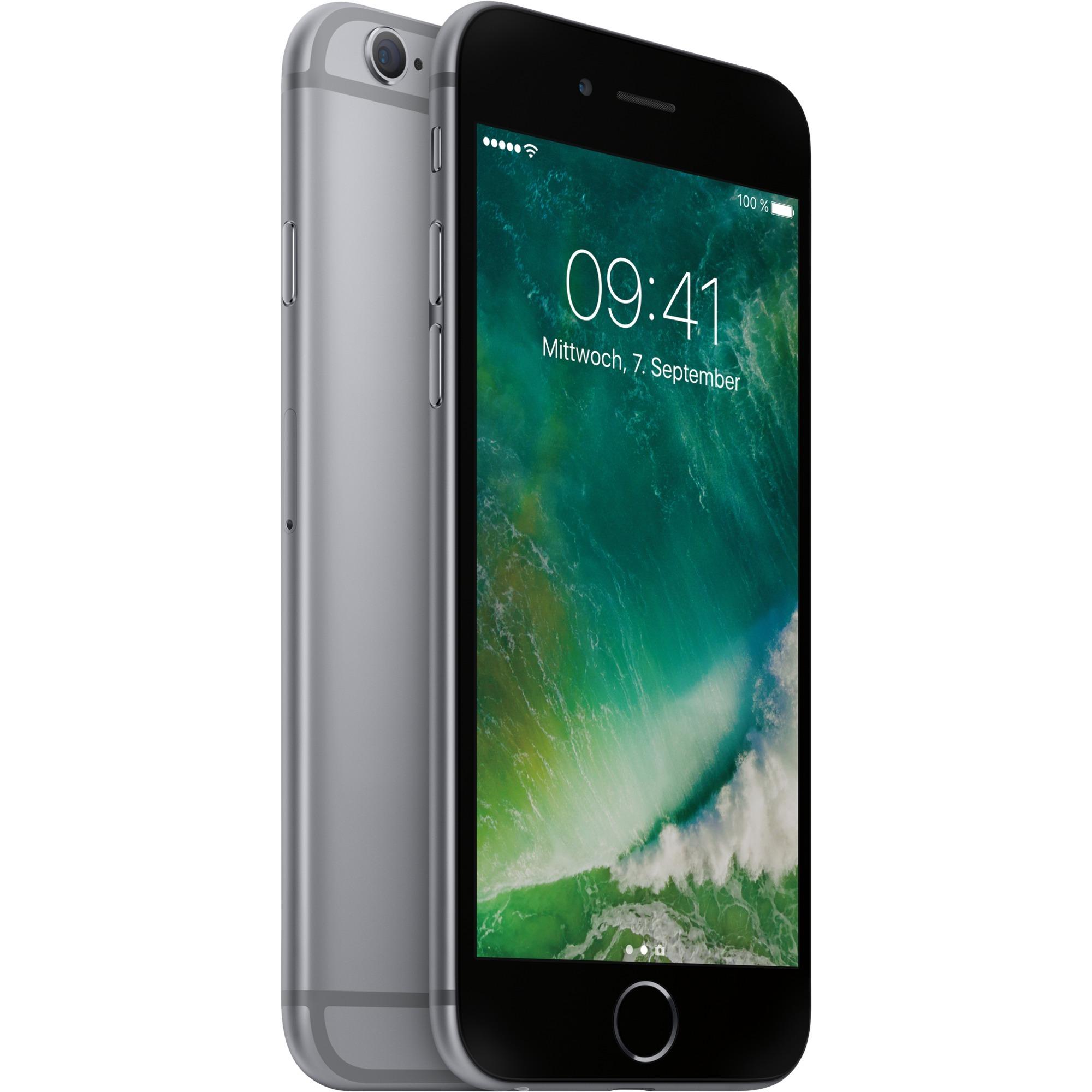 iPhone 6s Single SIM 4G 32GB Grå, Mobiltelefon
