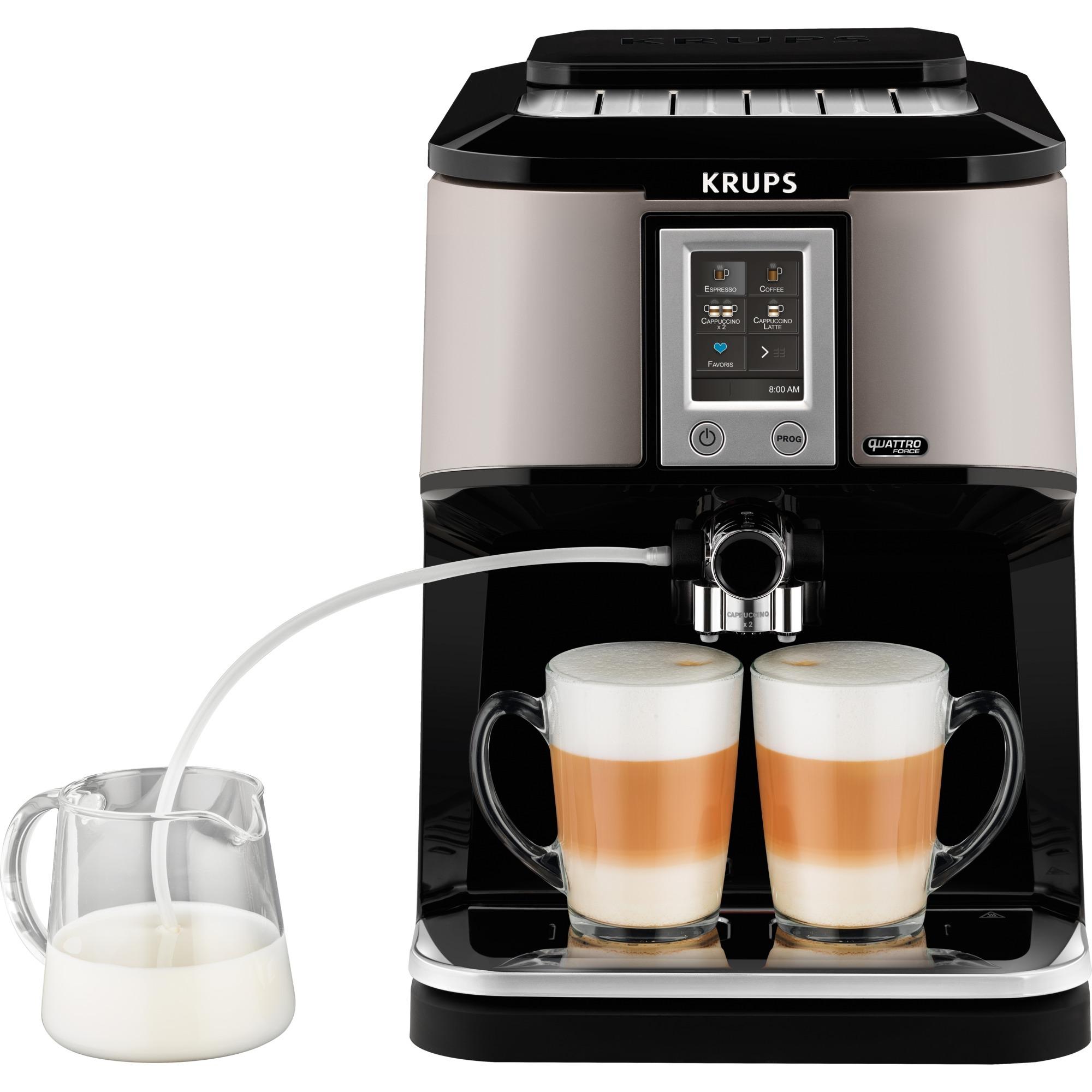 Fin Krups EA880E kaffemaskine Bordplade Espressomaskine 1,7 L Fuld RB-87