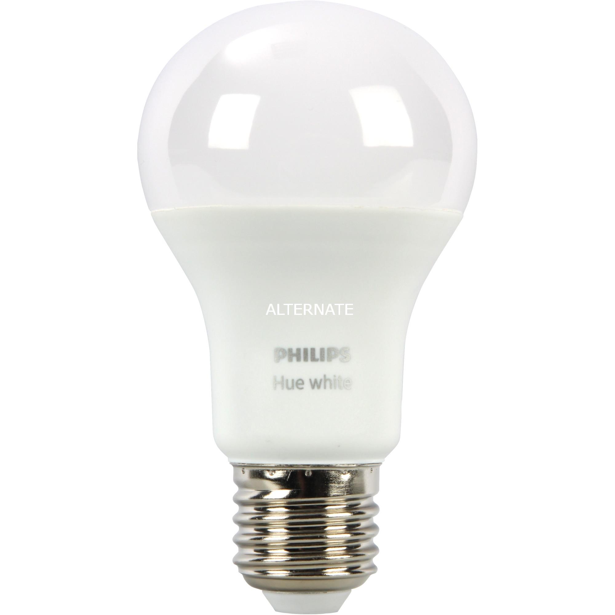 51b67880d14 Philips 1 x E27 bulb Single bulb E27, LED-lampe Philips 1 x E27 bulb Single  bulb E27, Smart pære, Hvid, LED, E27, Varm hvid, 2700 K