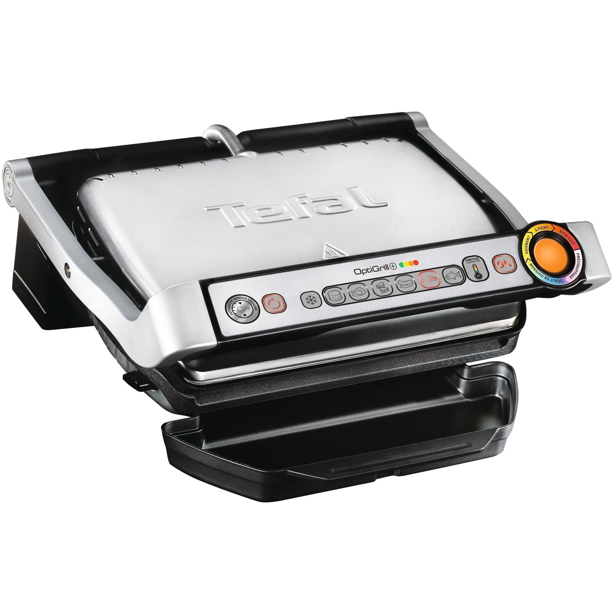 optigrill-gc712d-grill-bordplade-elektrisk-2000w-titanium-kontaktgrill
