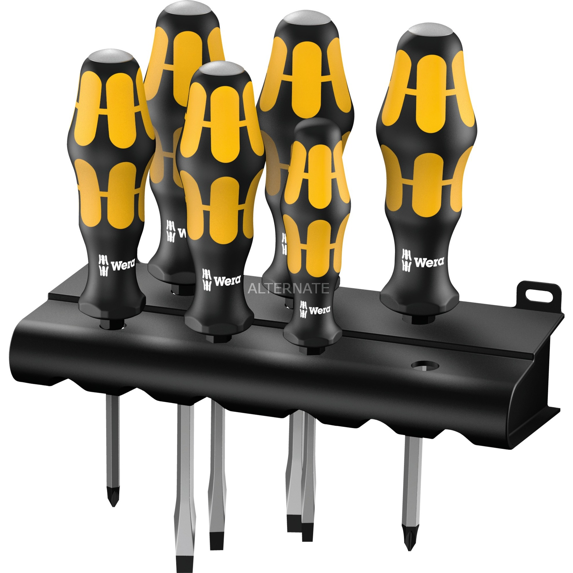skruetrakkersat-gul-med-slagstift-og-vagholder-6-dele