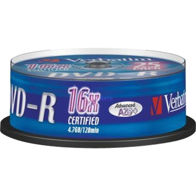 dvd-r-matt-silver-47gb-dvd-r-25pcs-dvd-tomme-medier