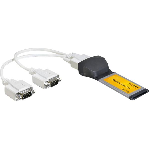 express-card-to-2-x-serial-interface-kort-og-adapter