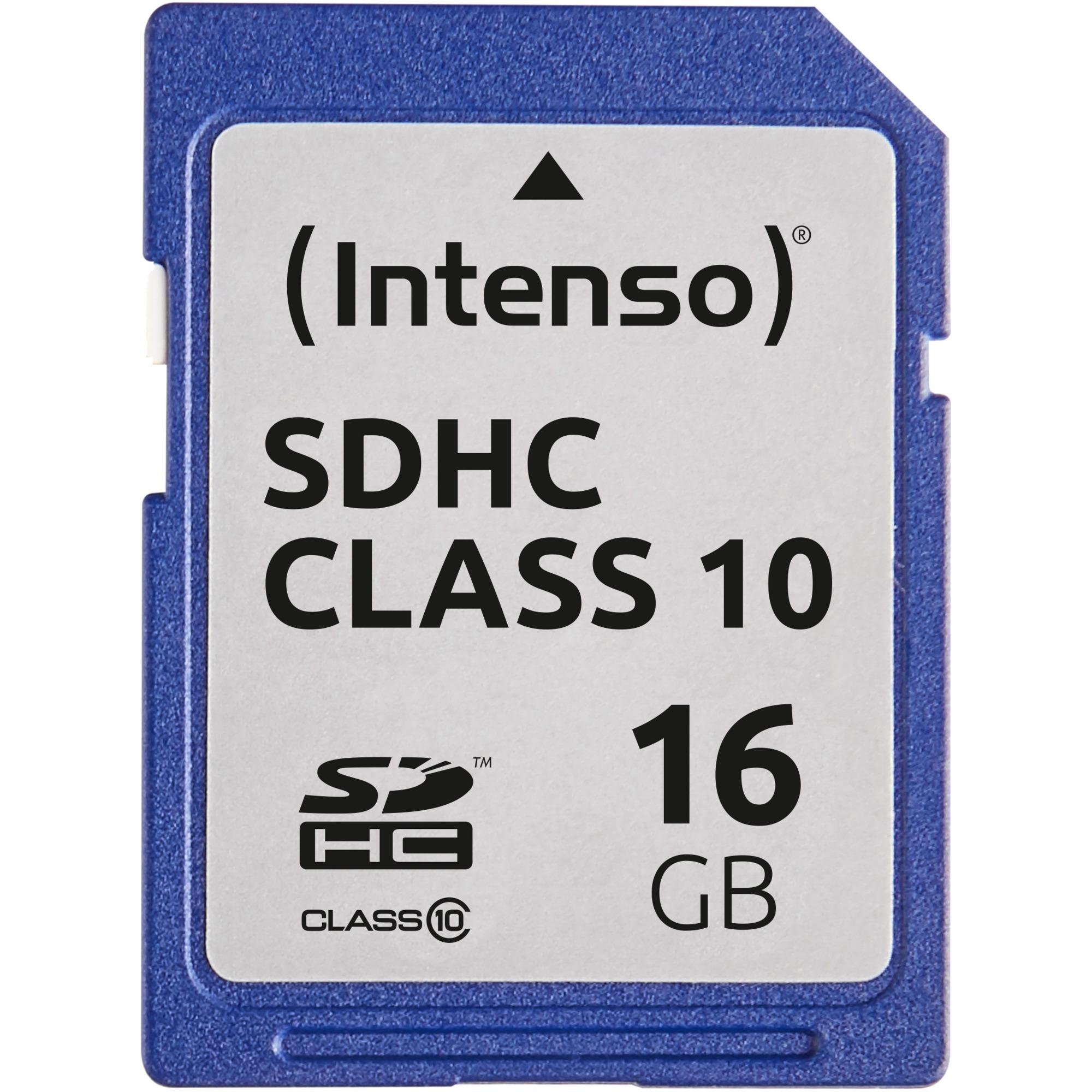 16gb-sdhc-16gb-sdhc-klasse-10-flash-hukommelse-hukommelseskort