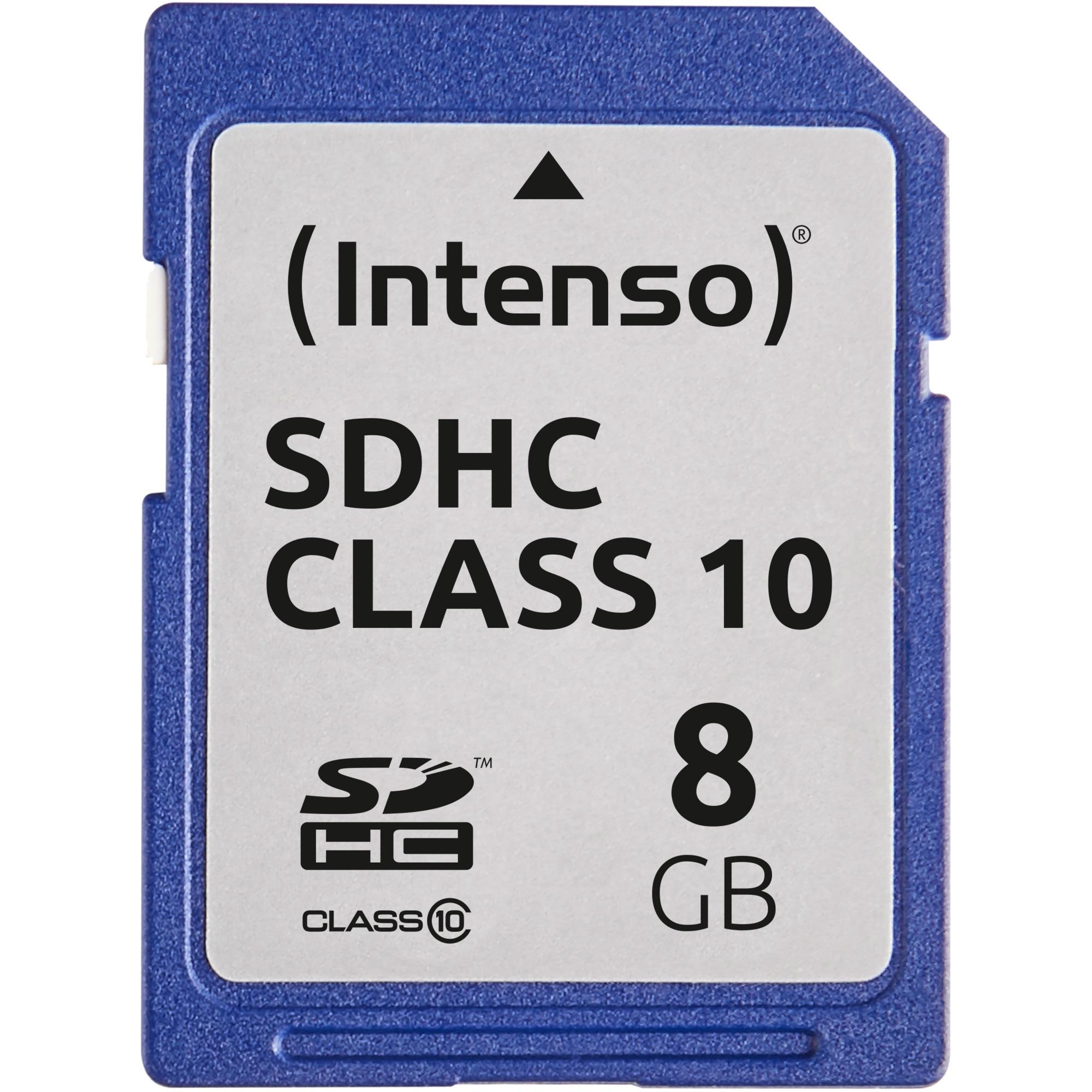 8gb-sdhc-8gb-sdhc-klasse-10-flash-hukommelse-hukommelseskort