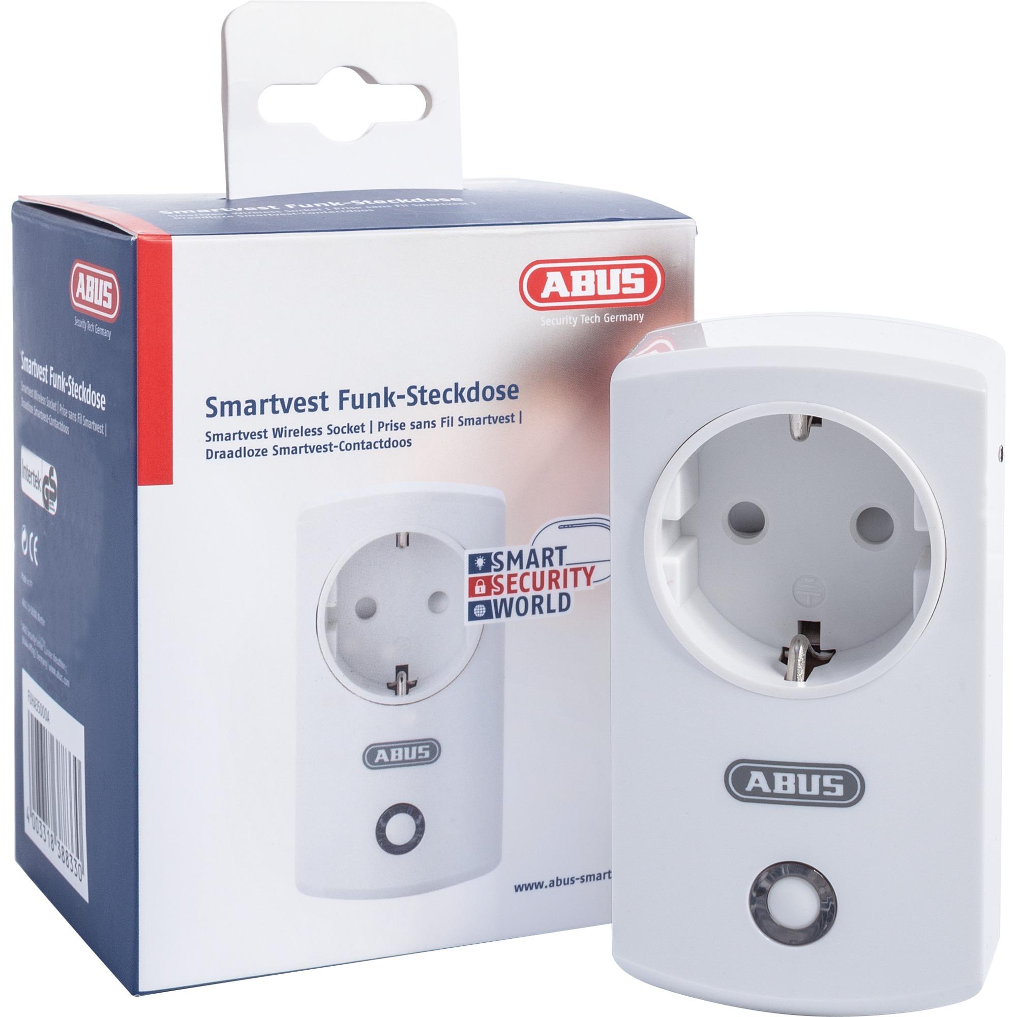 smartvest-type-f-type-f-hvid-stromstik-adapter-switched-stikkontakt