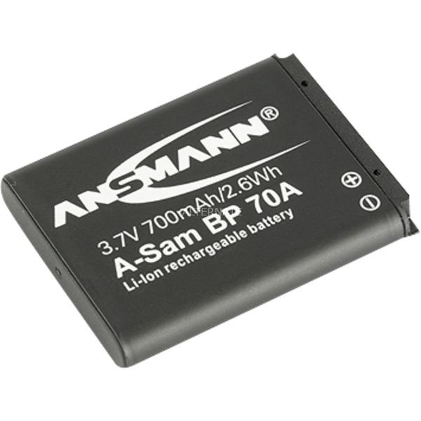 a-sam-bp-70-a-lithium-ion-li-ion-700mah-37v-genopladeligt-batteri-kamera-batteri