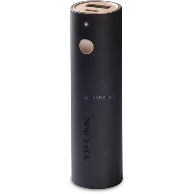 TL-PBG3350 3350mAh Sort, Chokolade oplader til genopladelig batteri, Power Bank