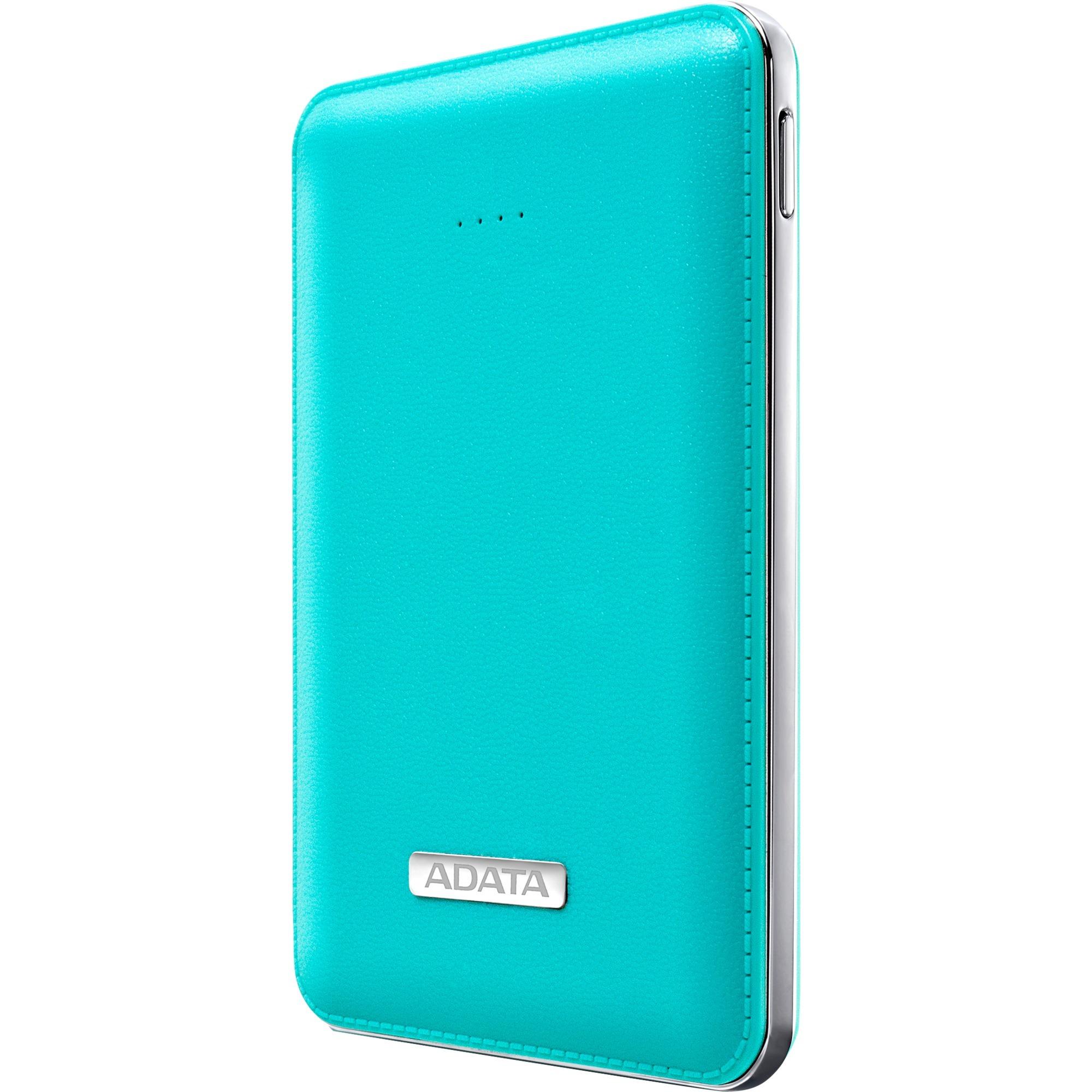 PV120 Lithium Polymer (LiPo) 5100mAh Blå oplader til genopladelig batteri, Power Bank