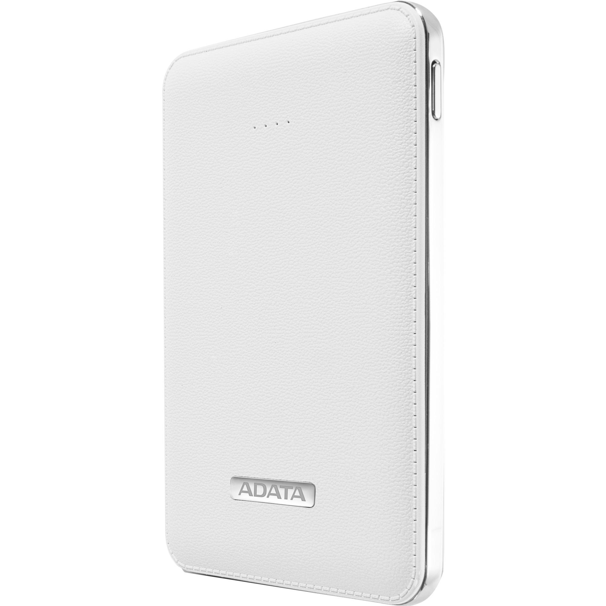 PV120 Lithium Polymer (LiPo) 5100mAh Hvid oplader til genopladelig batteri, Power Bank