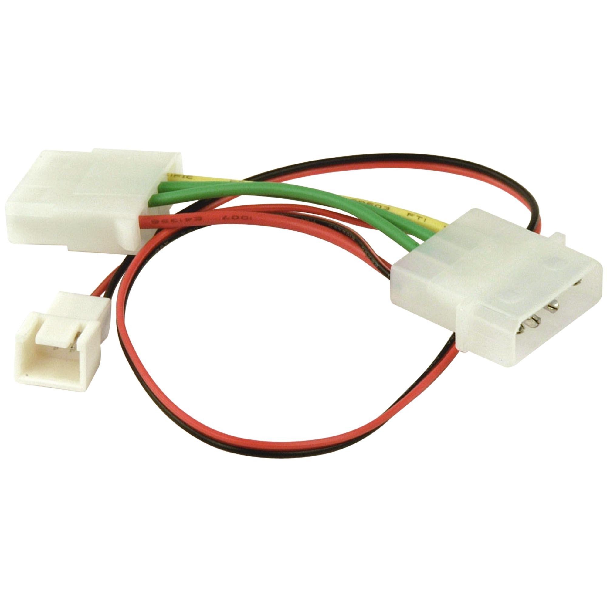 12-v-7-v-adaptor-kabelinterface-samt-han-og-hun-adaptor-adapter