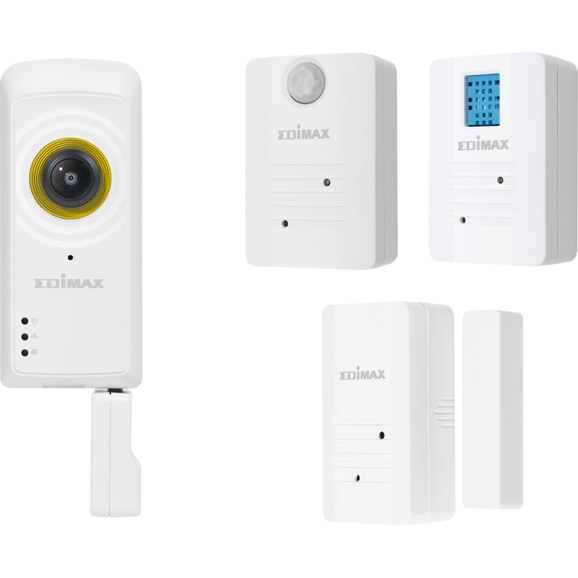 ic-5170sc-wi-smart-bolig-sikkerhedssat-netvarkskamera