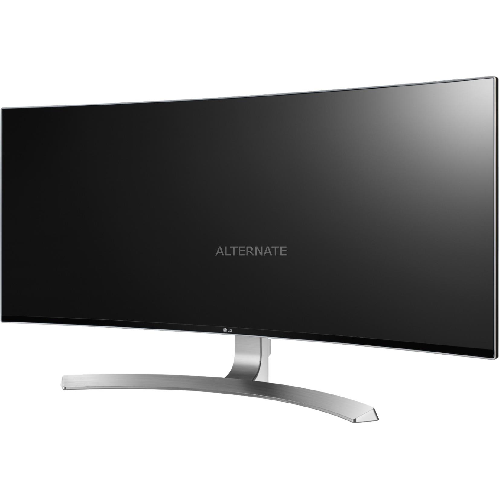 34UC98-W, LED-skærm