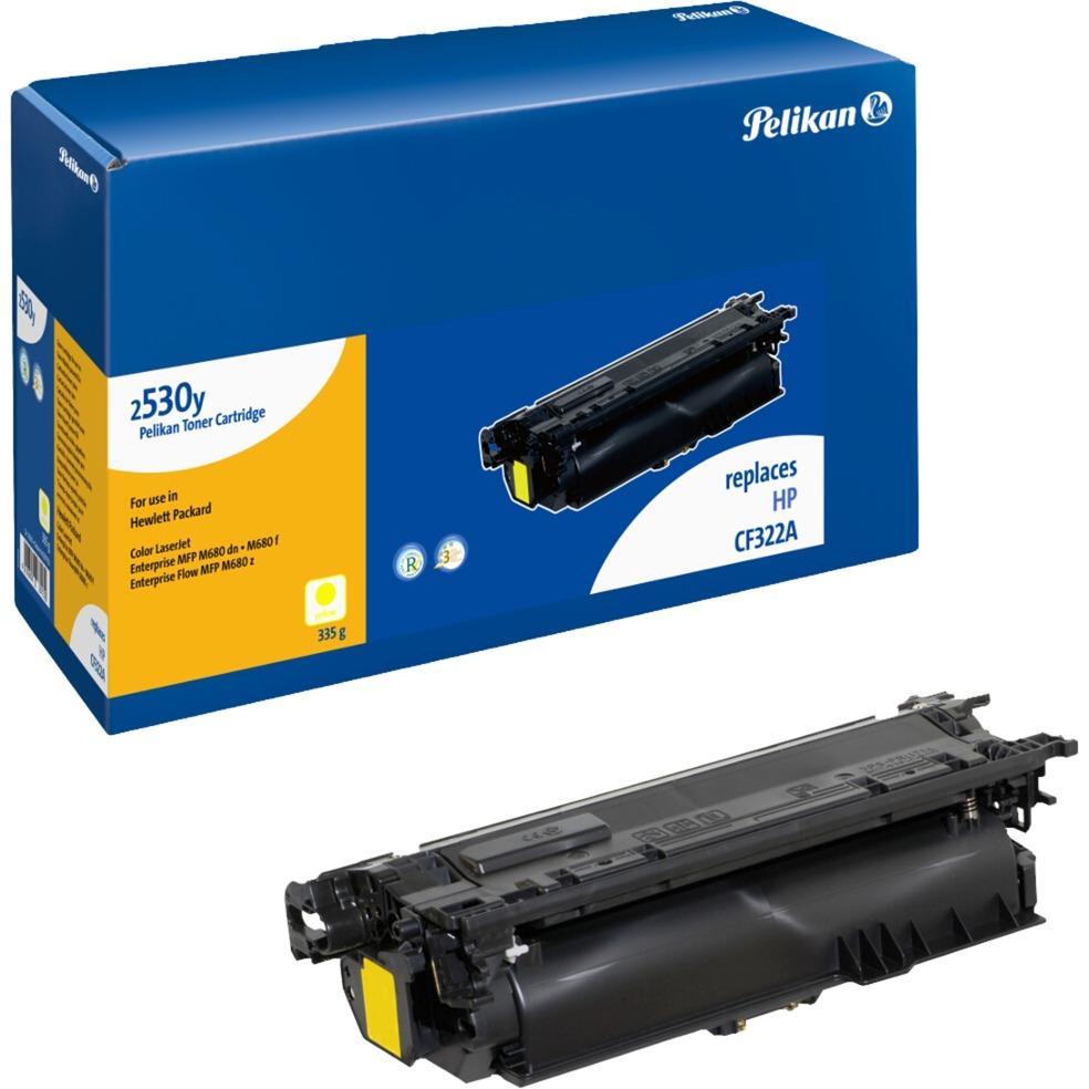 2530y-laser-toner-16500sider-gul