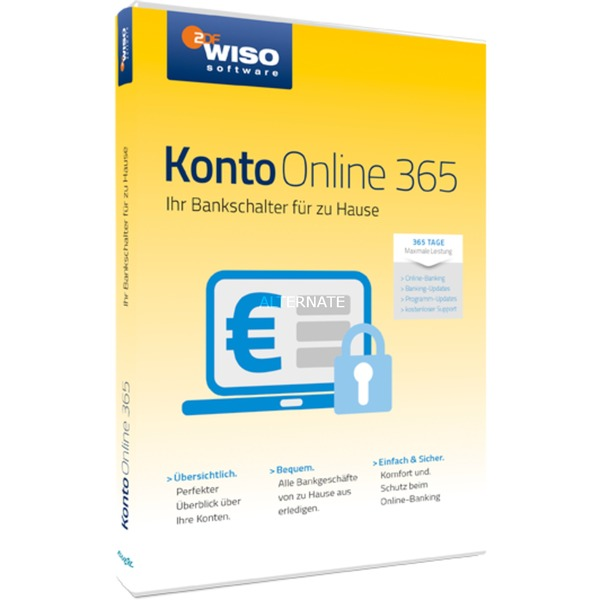 wiso-konto-online-365-software