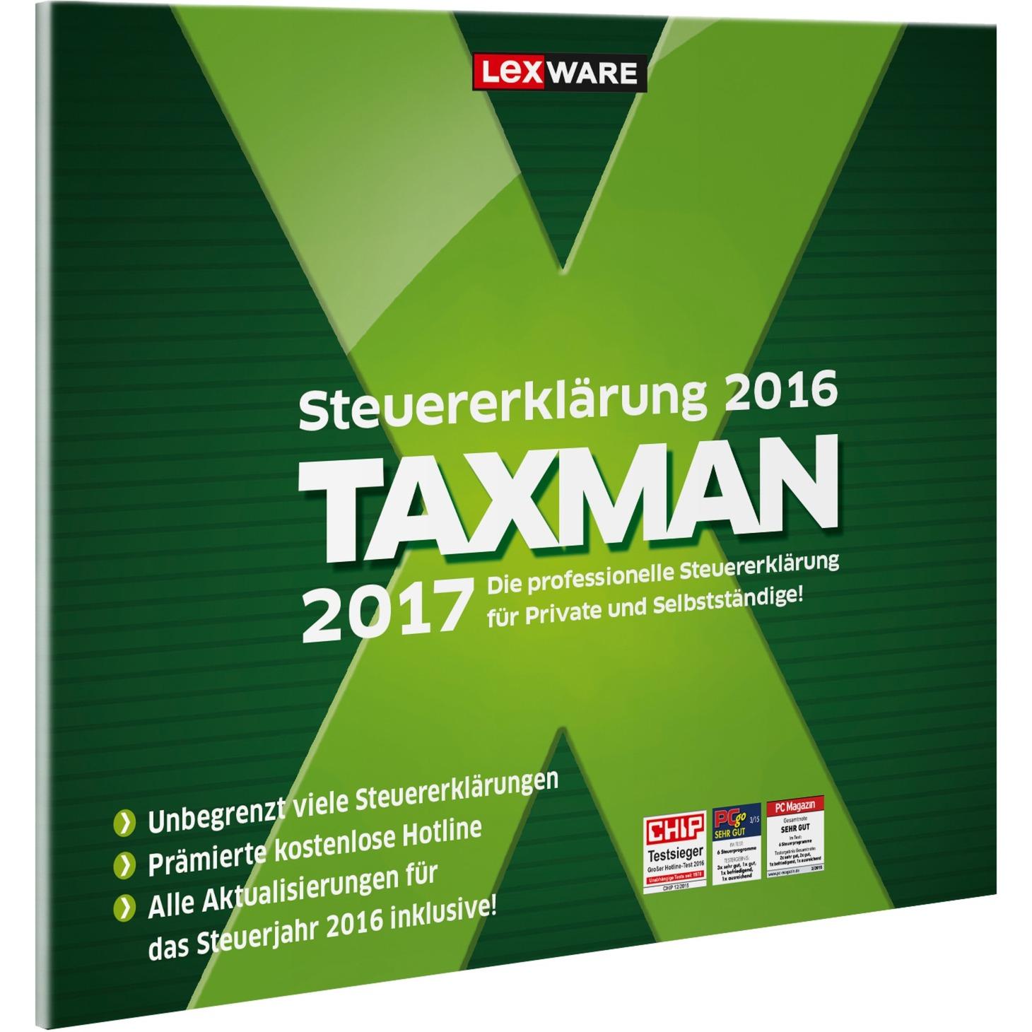 taxman-2017-software